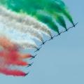 Frecce Tricolori at CIAF 2006