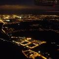 Praha noční VFR